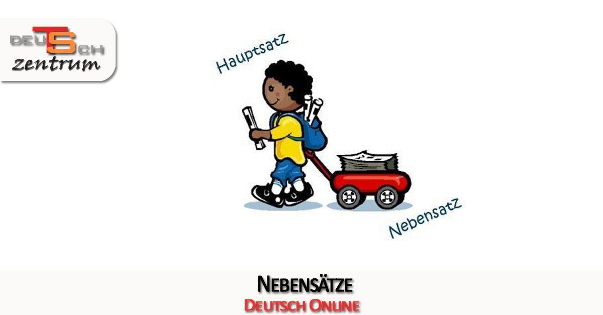Subordinate clauses in German - Writing sentences