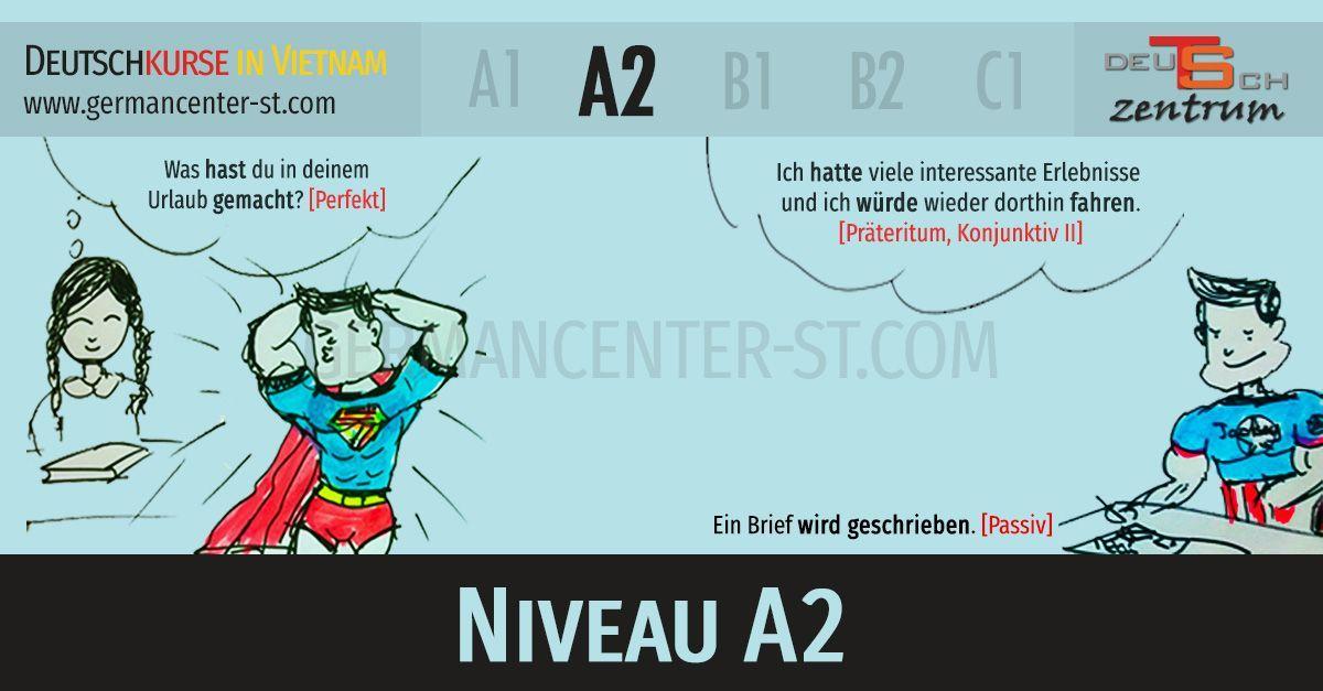 German exercises (A1-B2) - Germancenter-ST