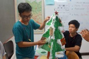 Lịch Giang Sinh 2016 - Adventskalenderprojekt 2016_9
