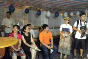Ngày mở cửa / Tag der offenen Tür / Open house Germancenter-ST_3